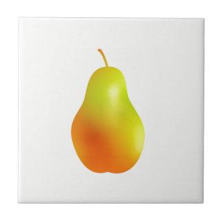 Pear Tile 1