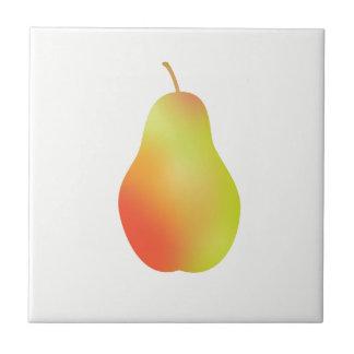 Pear Tile 4