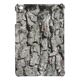 Pear tree bark texture background iPad mini covers