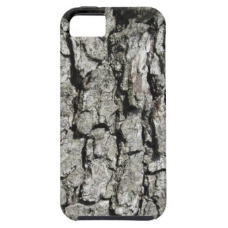 Pear tree bark texture background tough iPhone 5 case
