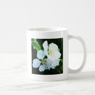 Pear tree flower coffee mug