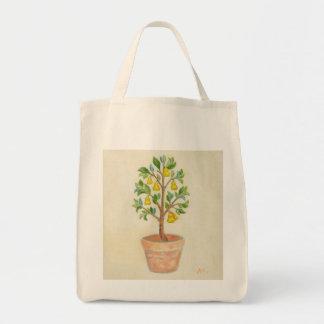Pear Tree grocery bag