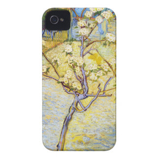 Pear Tree in Blossom Vincent van Gogh fine art iPhone 4 Case