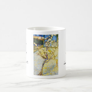Pear Tree in Blossom Vincent van Gogh fine art Coffee Mugs