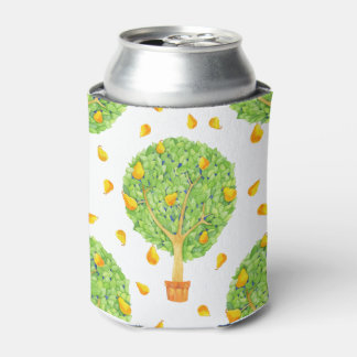 Pear Tree Pears Can Cooler