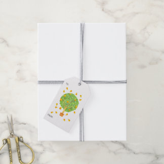 Pear Tree Pears Gift Tags