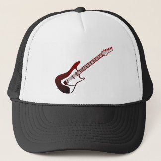 Pearl Alley Guitar Logo Hat