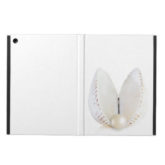 Pearl and seashell case for iPad air