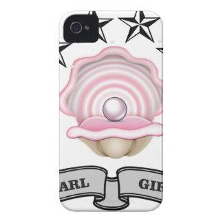 pearl girl yeah iPhone 4 cover