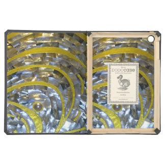 Pearl & Gold Black DODOcase iPad Air Case