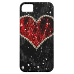 Pearl Heart iPhone 5 Cases