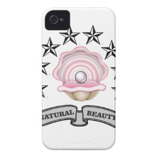 pearl natural beauty iPhone 4 case