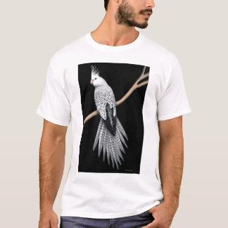 Pearl Pied Cockatiel Parrot T-Shirt