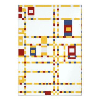 """Pearl Shimmer 3.5"""" x 5"""", Standard white envelopes Card"""