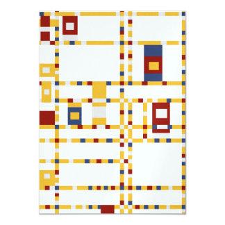 "Pearl Shimmer 4.5"" x 6.25"", Standard white envelop Card"