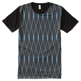 Pearl Weave All-Over Print T-Shirt