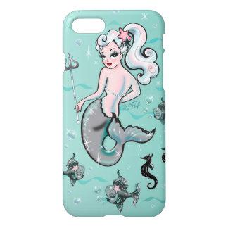 Pearla Mermaid looking back cellphone case