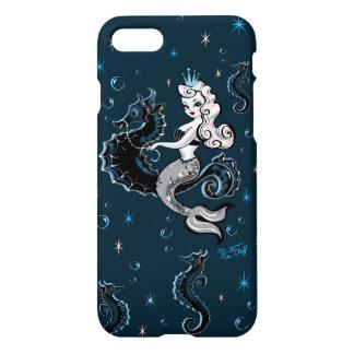 Pearla Mermaid on Seahorse Iphone Case