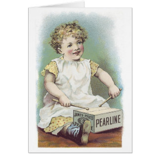 Pearline Greeting Card