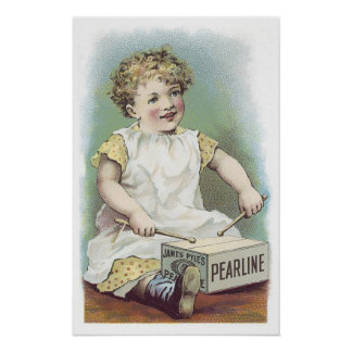 Pearline Poster
