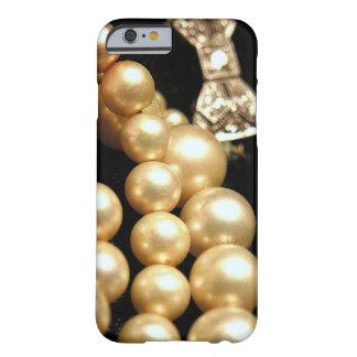Pearls & Diamonds iPhone 6 case