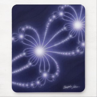Pearls from the Deep 1 - Fractal Art Mouse Pad