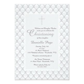 Pearly White Invitation