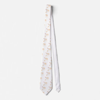 Pearly Whites Tie