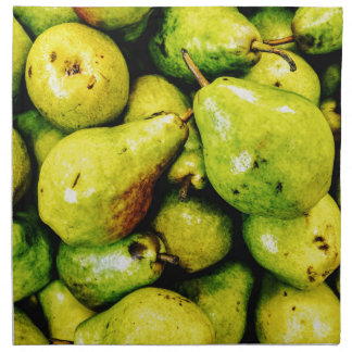 Pears Napkin