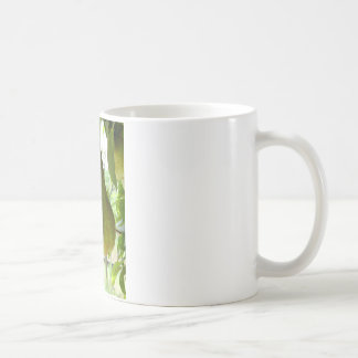 Pears on tree branches mug