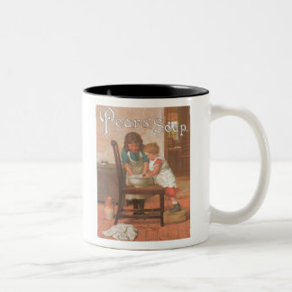 Pears Soap 2 Kids Coffee Mug