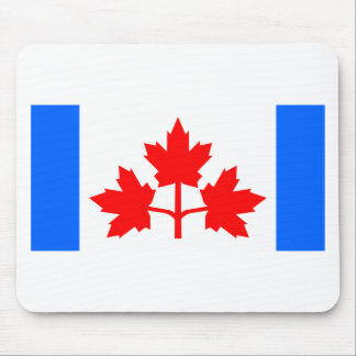 Pearson Pennant (Canadian Flag Proposal) Mouse Pad