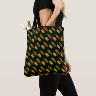 Peas and Carrots Tote Bag