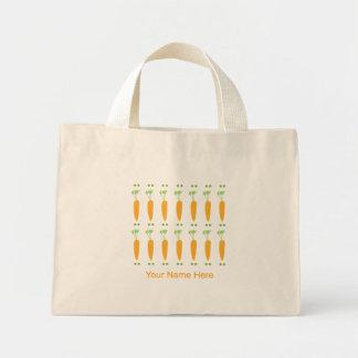 Peas and Carrots Tote Mini Tote Bag