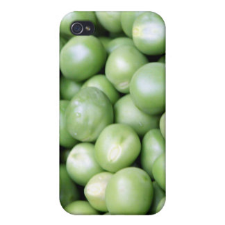 Peas in a pile iPhone 4/4S covers