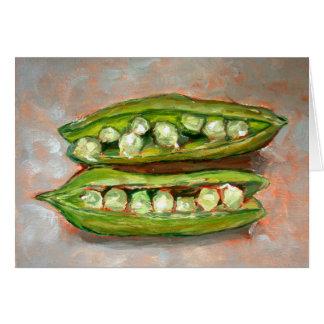 Peas in a Pod Card