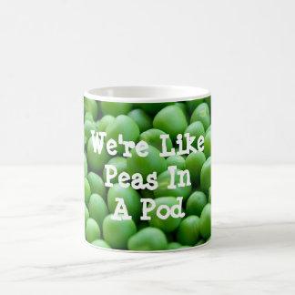 Peas in a pod - Friendship Mug