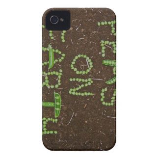 Peas on Earth blackberry cover iPhone 4 Case