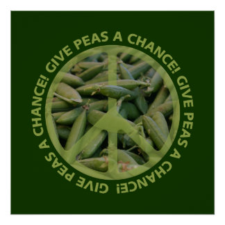 PEAS poster