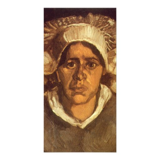 Peasant by Vincent van Gogh Personalized Photo Card