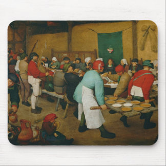 Peasant Wedding , 1568 Mouse Pad