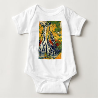 Peasants and Waterfall Baby Bodysuit