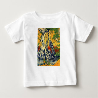 Peasants and Waterfall Baby T-Shirt