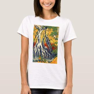 Peasants and Waterfall T-Shirt