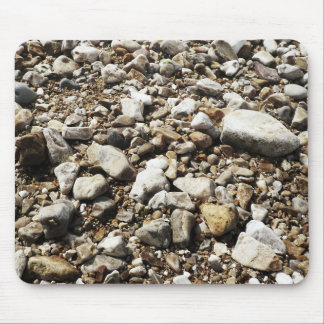 Pebble Beach Mouse Mat. Mouse Pad