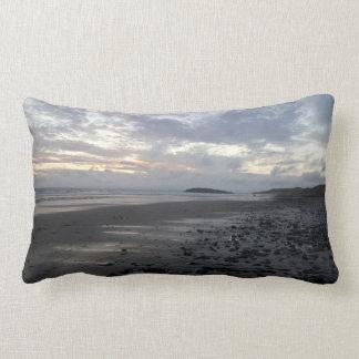 Pebble Beach, Rhossili Bay Cushion