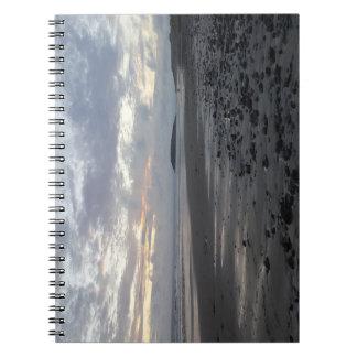 Pebble Beach, Rhossili Bay Notebook