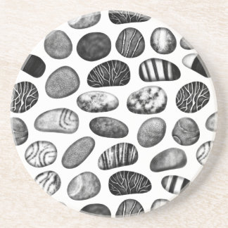 Pebble Pattern Coaster