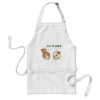 PEBBLES™ and Bam Bam Loves Nature Standard Apron