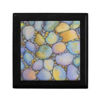Pebbles and River Rocks Gift Box